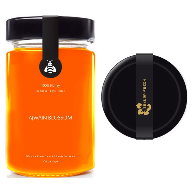 Ajwain Blossom Honey