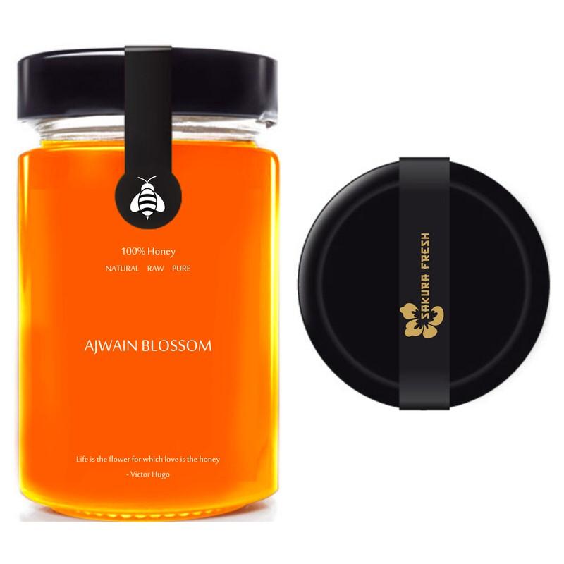 Ajwain Blossom Honey