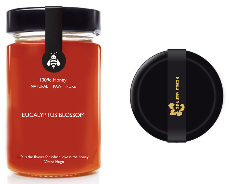 Eucalyptus Blossom Honey
