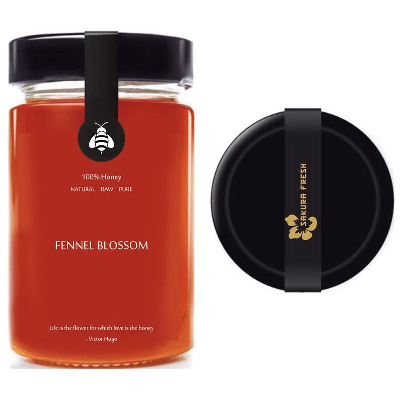 Fennel Blossom Honey