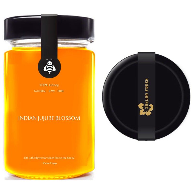Indian Jujube Blossom Honey
