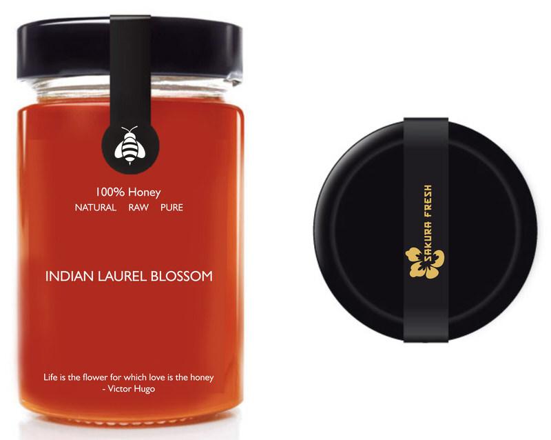 Indian Laurel Honey