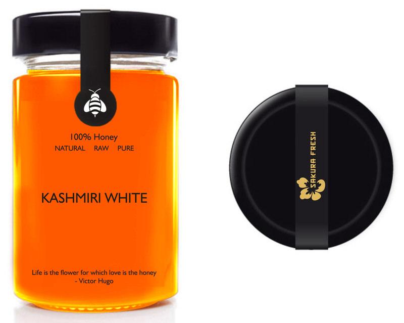 Kashmir White Honey