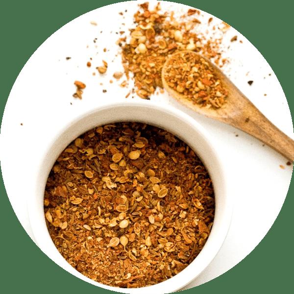 Moroccan Seasoning (Ras –El – Hanout)