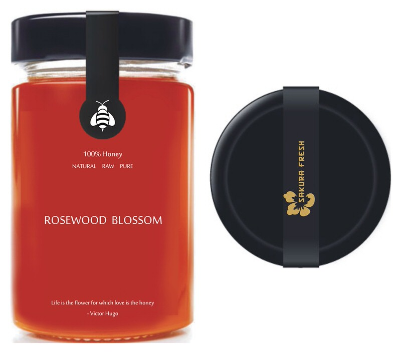 Rosewood Blossom Honey