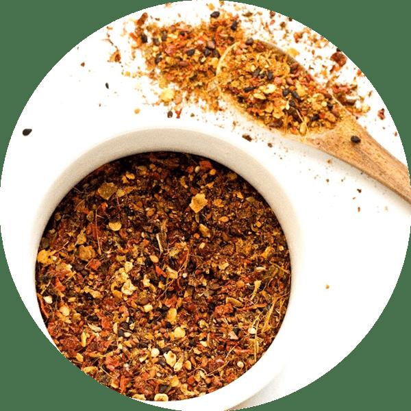 Shichi-mi Tōgarashi Japanese Seasoning