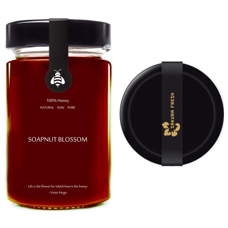 Soapnut Blossom Honey