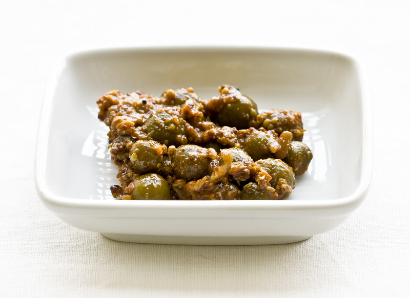 Caper Berries Pickle