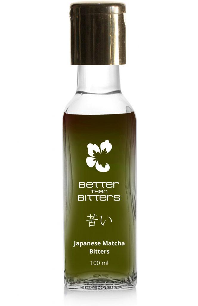 Japanese Matcha Bitters